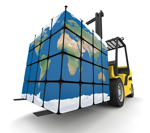 International Pallet Delivery